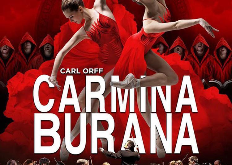 Carmina Burana - report à Brest