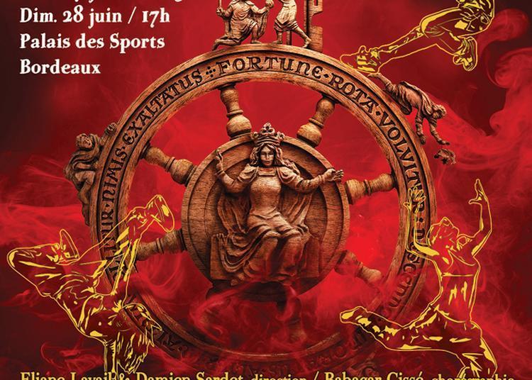 Carmina Burana [choeurs et danse hip hop] à Bordeaux
