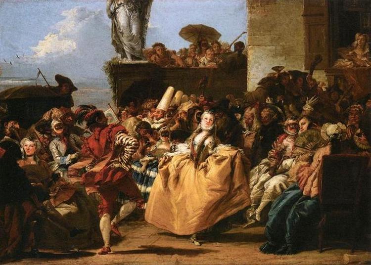 Carnaval Baroque à Dunkerque