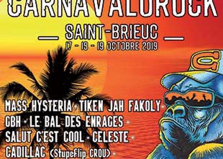 Salut C'est Cool + The Exploited à Saint Brieuc