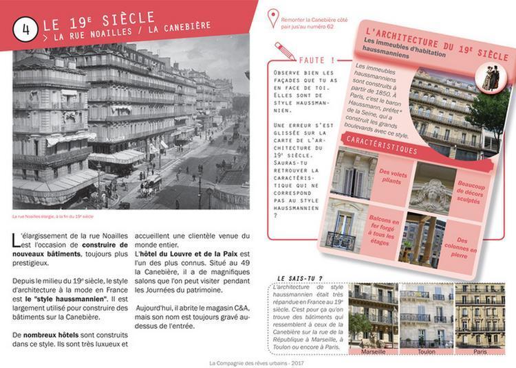 Carnet De Balade Urbaine La Canebière, Une Rue Pas Comme Les Autres à Marseille