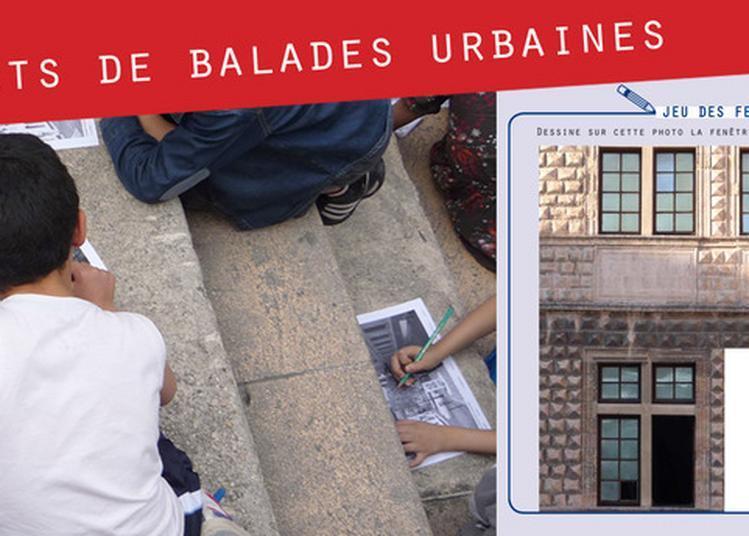 Carnet De Balade Urbaine Marseille Patrimoine