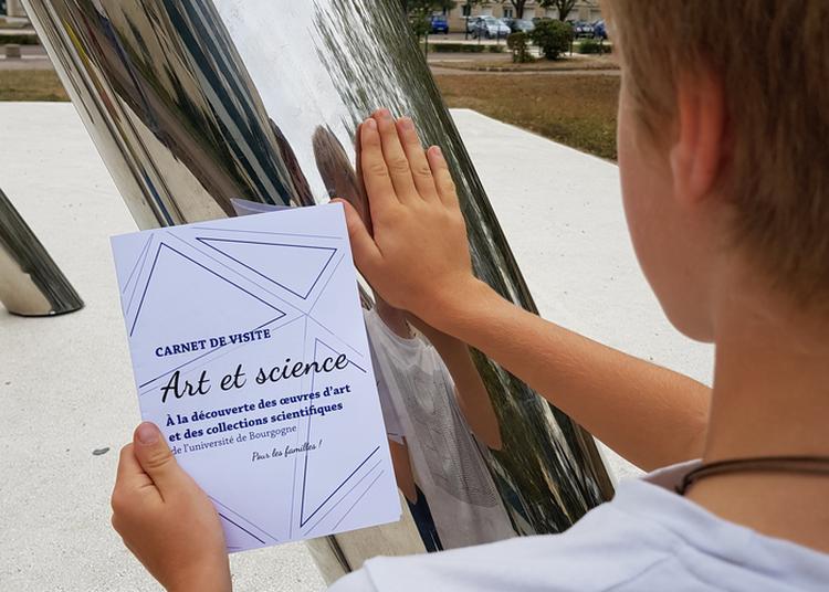Carnet De Visite Art & Science à Dijon