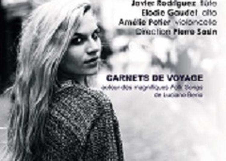 Carnets De Voyage à Abbeville