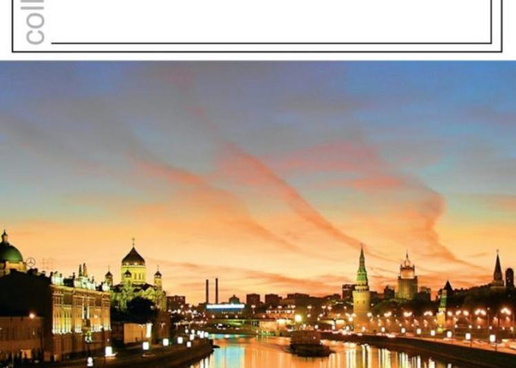 Carnets Moscovites : Folles aventures d'une Française à Moscou 2019