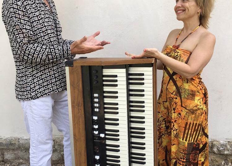 Carole Hemard Et Emmanuel Bex à Segre