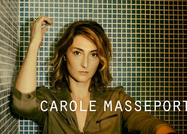 Carole Masseport - Carte Blanche Au Flf - Forum Léo Ferré à Ivry sur Seine