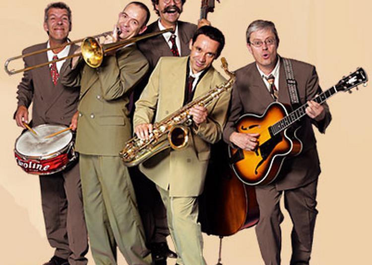 Caroline Jazz Band à Chateauneuf