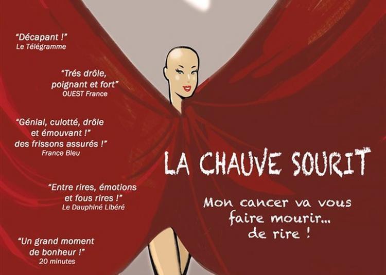 Caroline Le Flour Dans La Chauve Sourit à Chateauroux