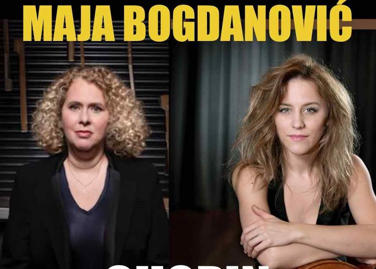 Caroline Sageman & Maja Bogdanovic à Paris 15ème