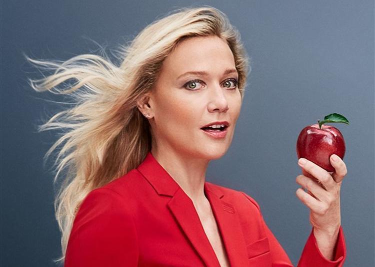 Caroline Vigneaux Croque La Pomme à Yerres