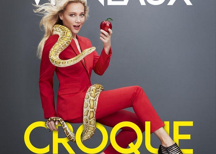 Caroline Vigneaux Croque La Pomme à Buc