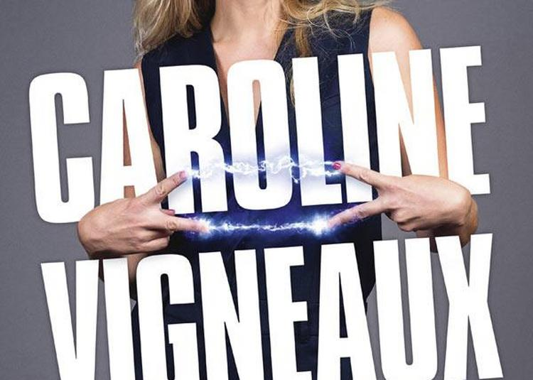 Caroline Vigneaux S'Echauffe! à Asnieres sur Seine