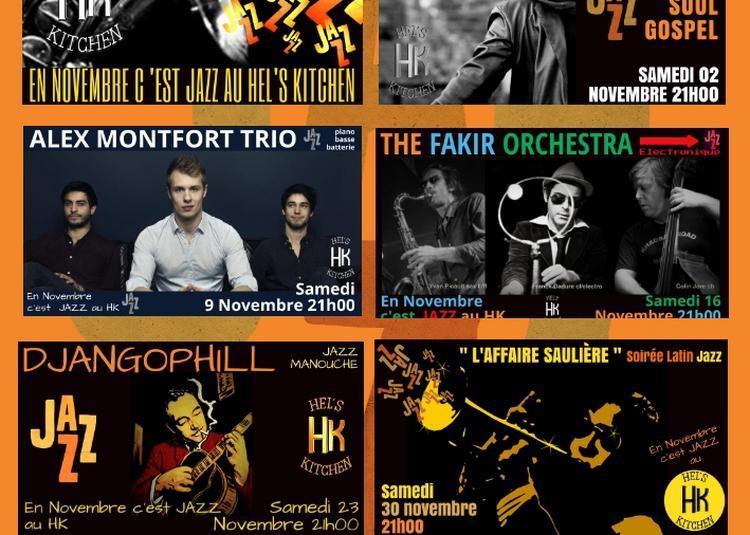 Novembre du Jazz à Sarlat la Caneda