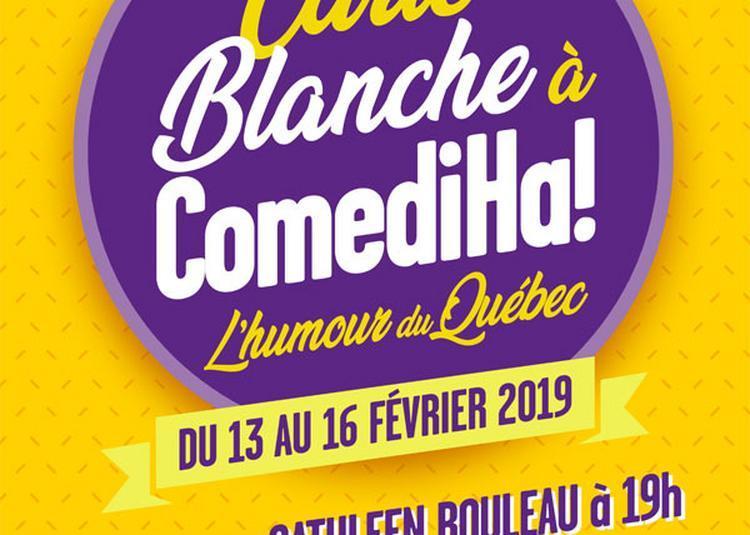 Carte Blanche A Comediha - à Paris 4ème