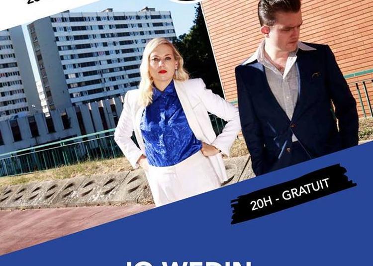 Carte Blanche à Jo Wedin & Jean Felzine à Paris 12ème