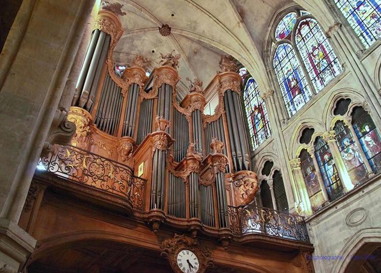 Carte Blanche À La Classe D'orgue Du Conservatoire Du 5ème Arrondissement à Paris 5ème
