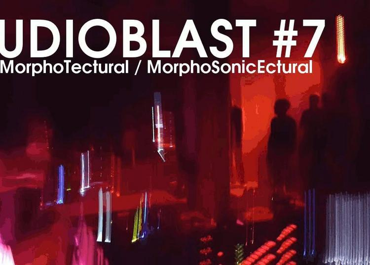 Carte Blanche : Audioblast Exposition à Nantes