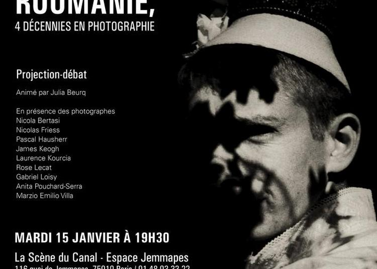 Carte Blanche  Escale - Images Du Reel - Roumanie, 4 Décennies En Photographie à Paris 10ème