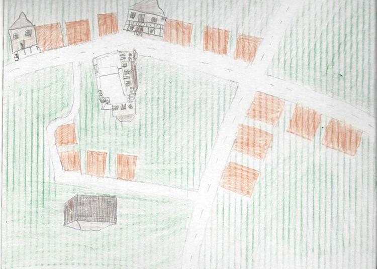 Cartes Postales Sensibles à Saint Etienne de Fougeres