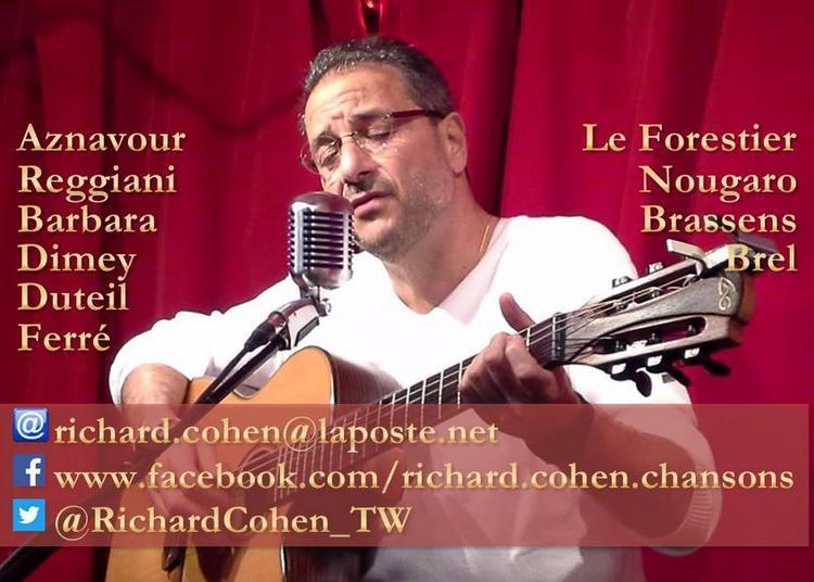 La chanson française en toute intimité à Paris 3ème