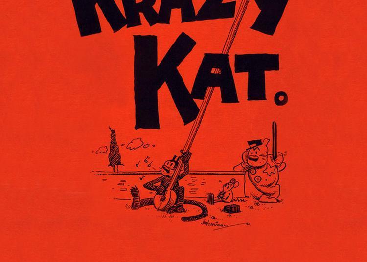 Cartoon-concert Krazy Kat à Limoges