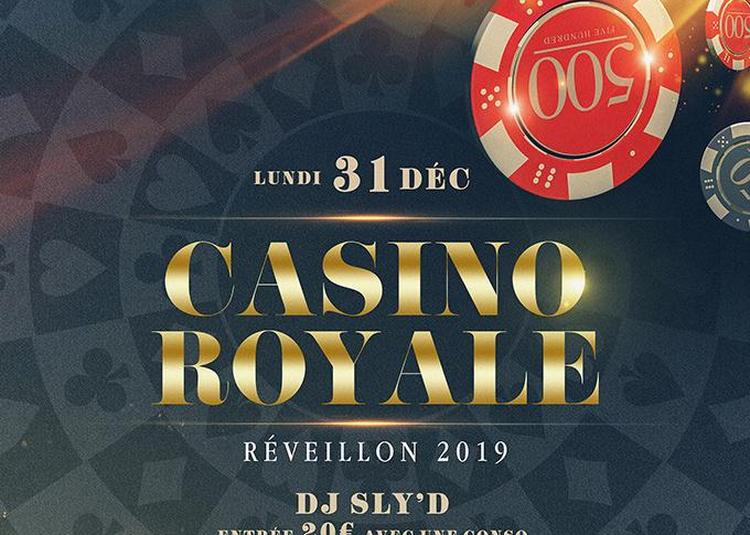 Casino Royale // Réveillon 2019 à Paris 13ème