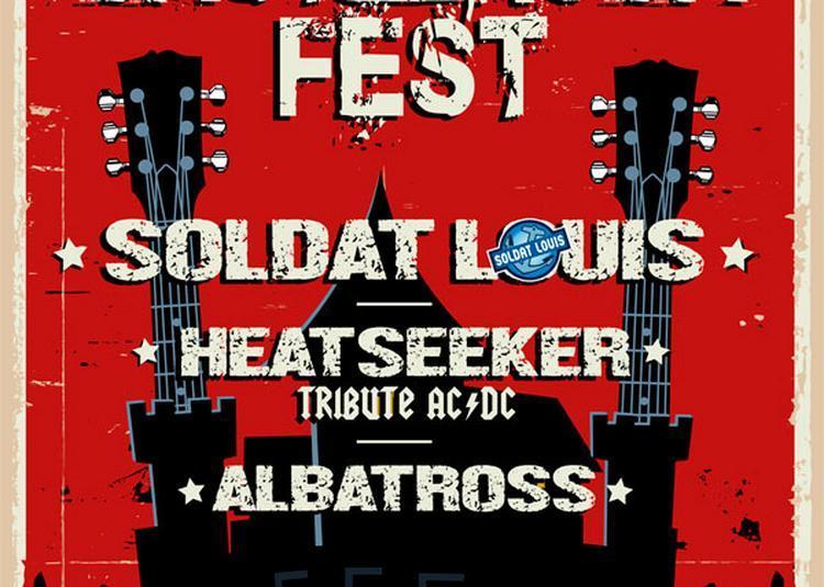 Castelrock Fest à Chateaugiron