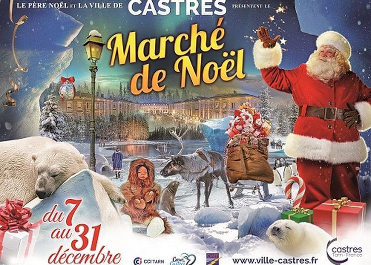 Castres - Marché de Noël 2018