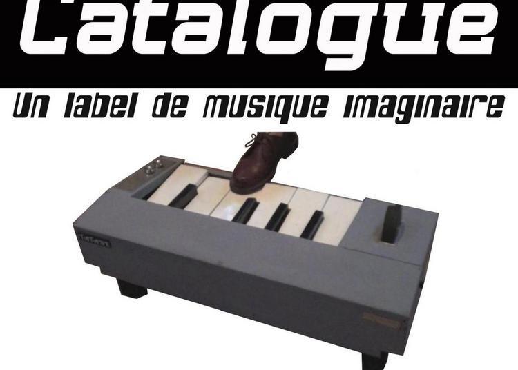 Catalogue : un label de musique imaginaire à Piace