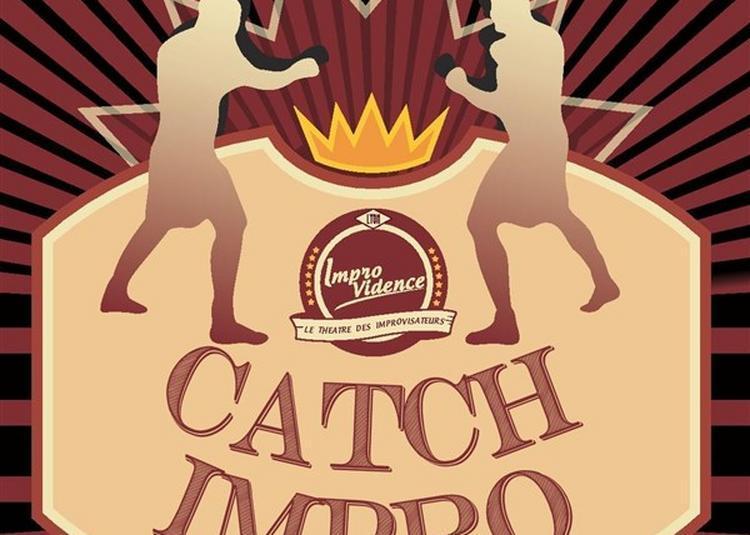 Catch Impro à Lyon