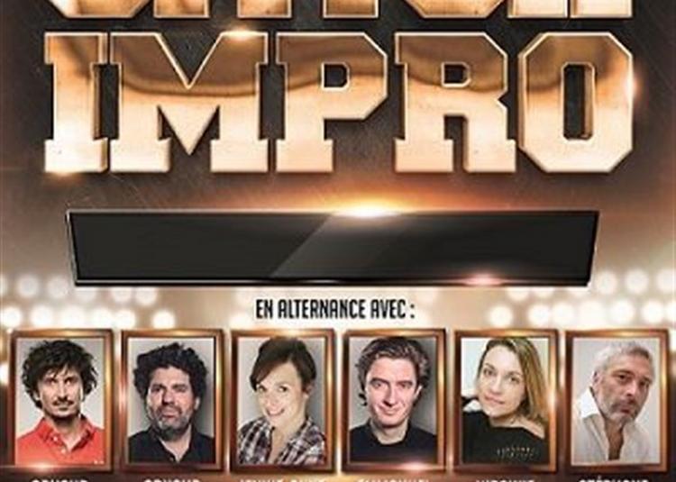 Catch Impro à Paris 15ème