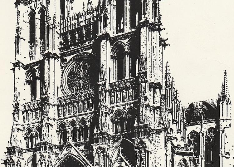 Hommage à Nore-Dame à Amiens