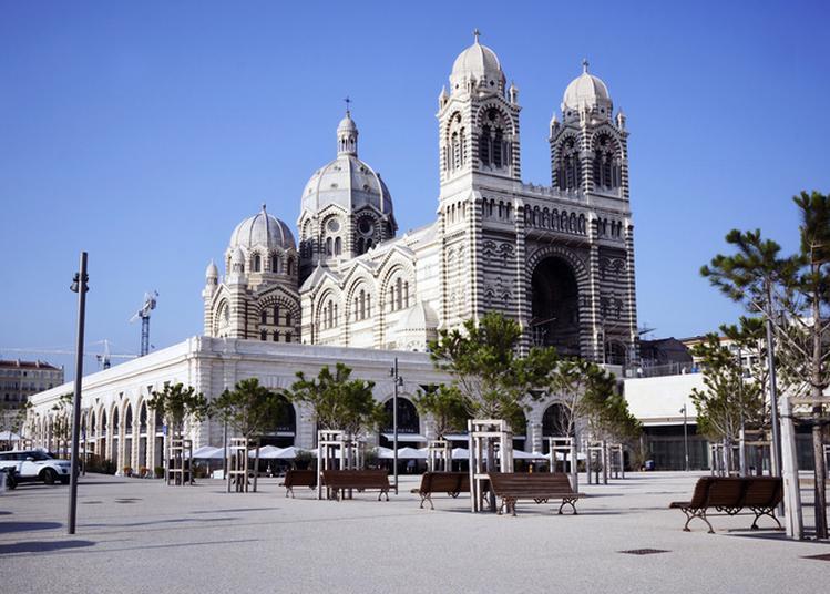 Cathédrale De La Nouvelle Major à Marseille
