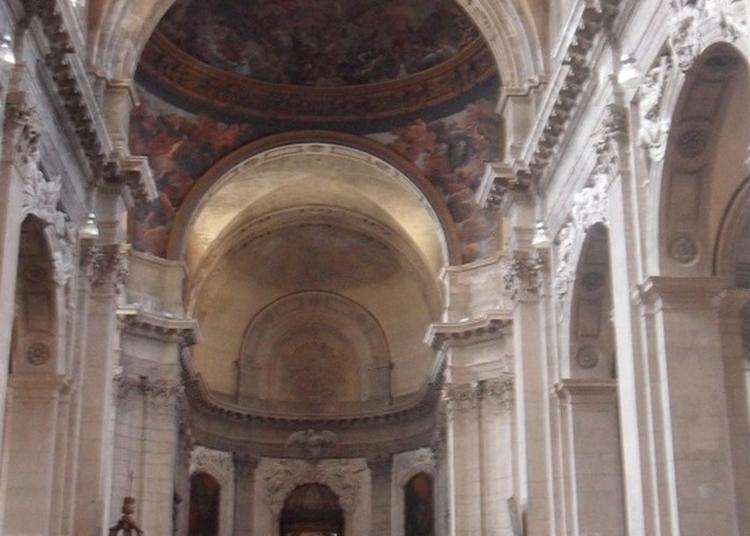 Cathédrale Notre-dame-de-l'annonciation à Nancy