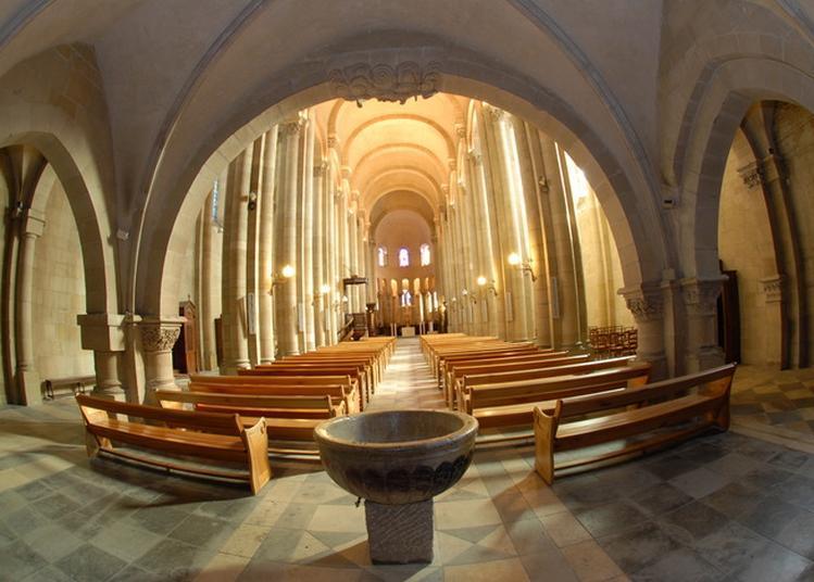 Cathédrale Saint-apollinaire. à Valence