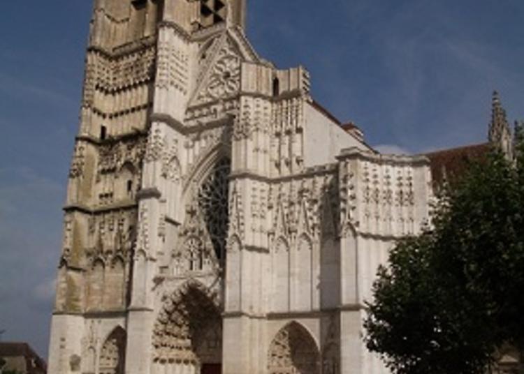 Cathédrale Saint-etienne D'auxerre à Auxerre