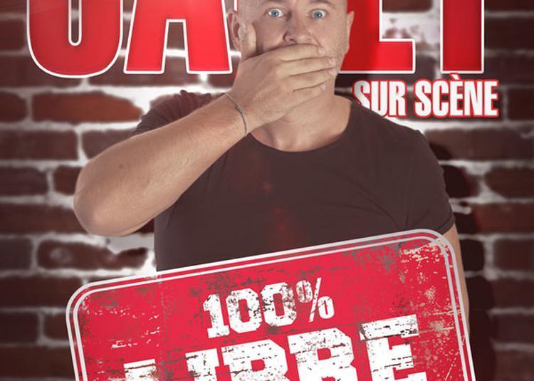 Cauet 100% Libre à Lyon