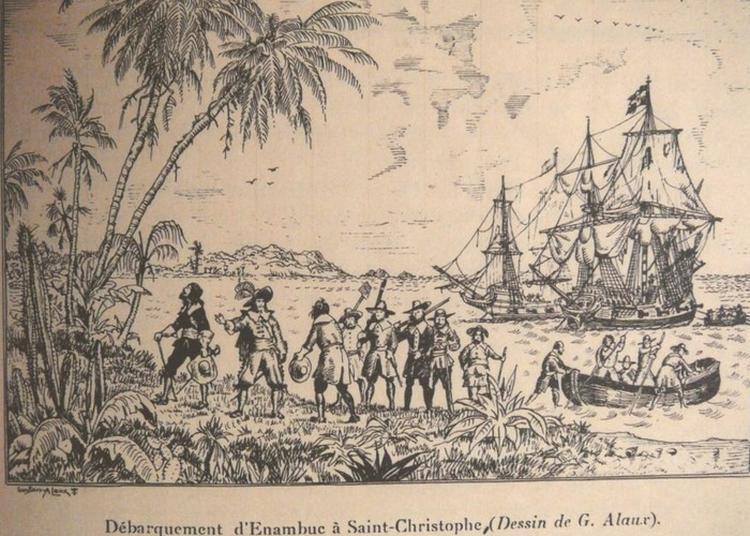 Causerie Sur Pierre Belain D'esnambuc, Gouverneur À Saint-christophe à Allouville Bellefosse