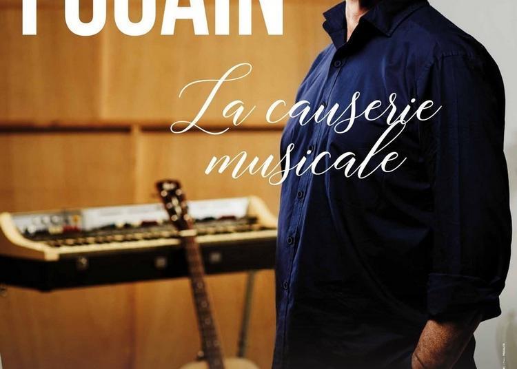 Causeries Musicales Avec Michel Fugain à Paris 10ème
