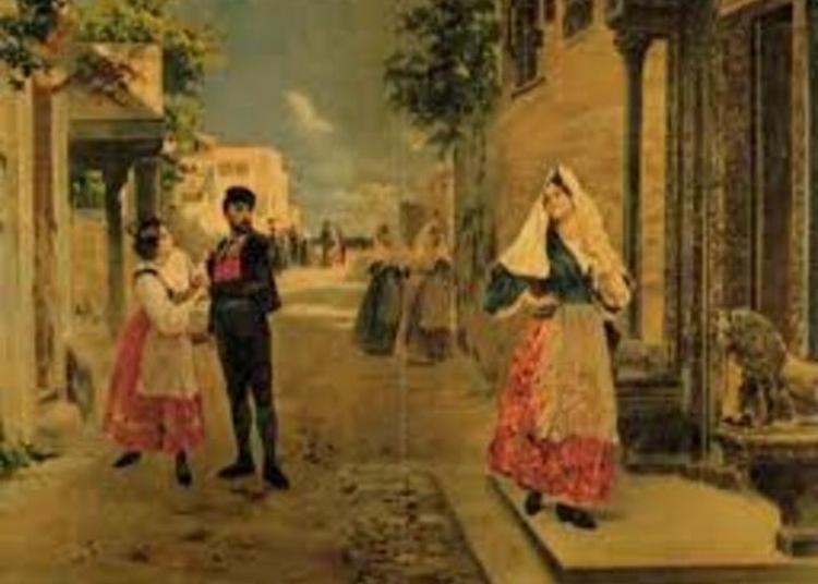 Cavalleria à Saint Etienne