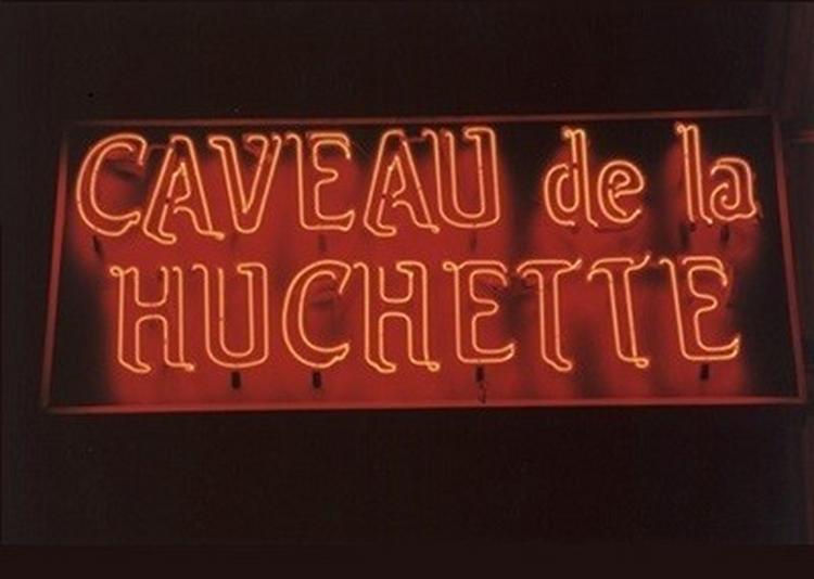 CAVEAU DE LA HUCHETTE : PROGRAMMATION DE SEPTEMBRE à Paris 5ème