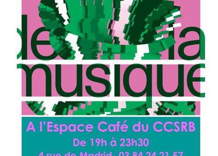 Ccsrb - Dj Pablo (Fête de la Musique 2018) à Belfort