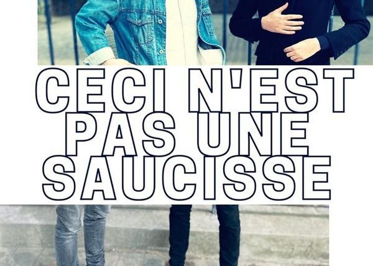 Ceci N'Est Pas Une Saucisse à Paris 3ème