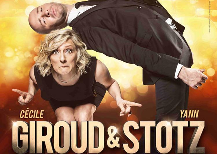 Cecile Giroud Et Yann Stotz à Toulon