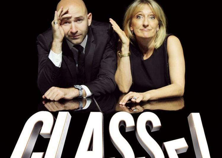 Cécile Giroud Et Yann Stotz Dans Classe ! à Auray