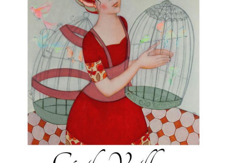 Cécile Veilhan, invitée d'honneur à la Galerie Laute à Rennes