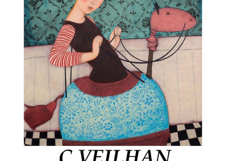 Cécile Veilhan invitée d'honneur de la Galerie Laute à Rennes