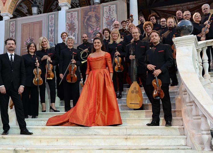 Cecilia Bartoli à Orange
