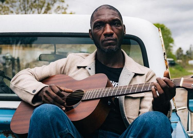 Cedric Burnside à Paris 11ème